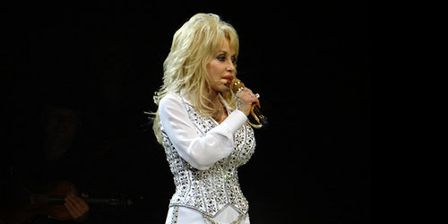 Dolly Parton: Our Hometown Girl: Click to visit page.