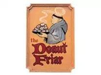 Doughnut Friar logo