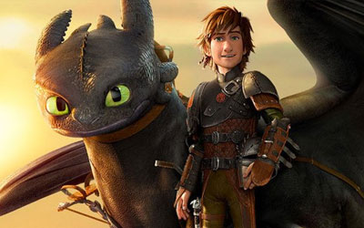 How To Train Your Dragon: The Hidden World at Governor's Crossing: Click for event info.
