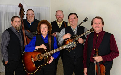 Dumplin Valley Bluegrass Festival: Click for event info.