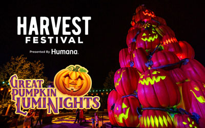Dollywood Harvest Festival: Click for event info