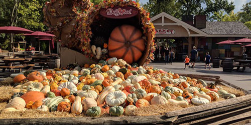 Dollywood Halloween 2020 Dollywood Halloween Events: Harvest Festival, Great Pumpkin LumiNights