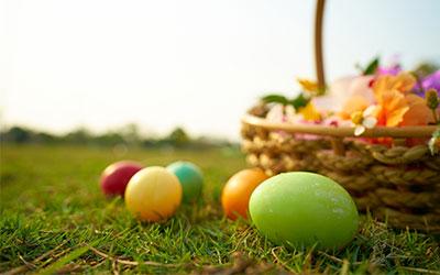 Easter At Mama's Farmhouse