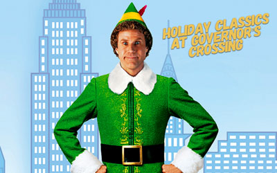 Elf at Governor's Crossing: Click for event info.