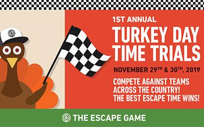 Turkey Day Time Trials