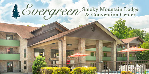 Ad - Evergreen Smoky Mountain Lodge & Convention Center: Click for website