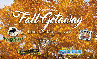 Fall Getaway Giveaway 2016: Click to read more.