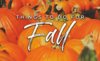 Things To Do During Fall In Pigeon Forge