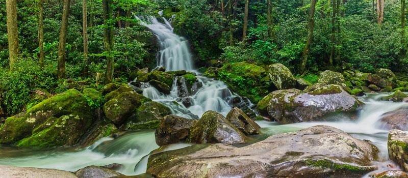 Big Creek Trail (Mouse Creek Falls, Midnight Hole)