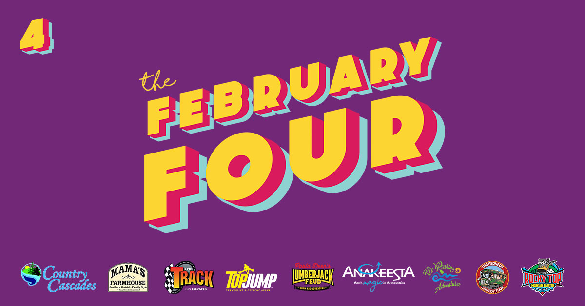 The February Four: Enter To Win