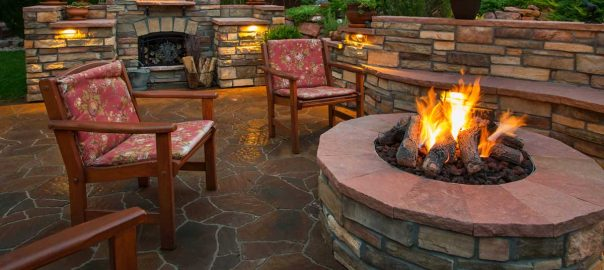 Pigeon Forge Cabin Rentals – Fire Pit: Click to read more.