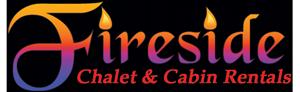 Fireside Chalets logo