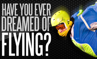 FlyAway Indoor Skydiving in Pigeon Forge: The Thrill of Free-fall without the Altitude: Click to read more
