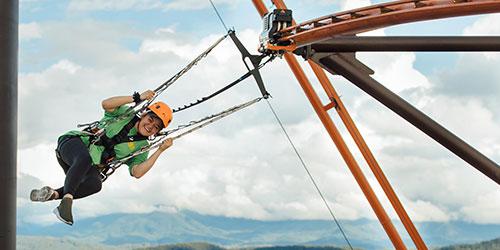 Things To Do At Paula Deens Lumberjack Feud