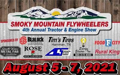 Smoky Mountain Flywheelers Tractor & Engine Show