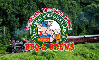 BBQ and Brews Train: Click to read more.