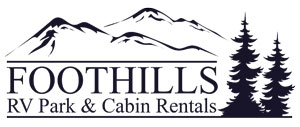 Foothills RV Park & Cabins logo