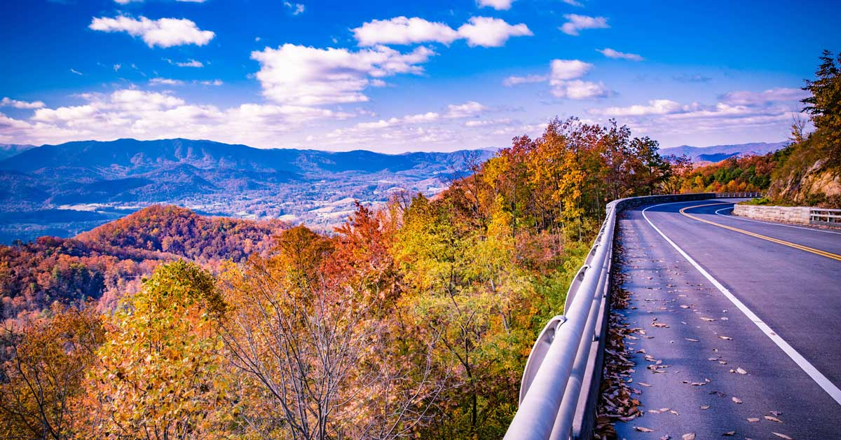 Foothills Parkway: Click to read more.