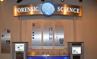 WonderWorks' New Forensic Science Exhibit: Click to read more