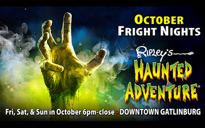 Ripley's Fright Nights: Click for event info