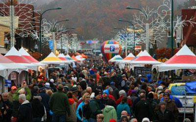 Gatlinburg Winter Magic Kickoff & Chili Cookoff @ Downtown Gatlinburg  | Gatlinburg | Tennessee | United States