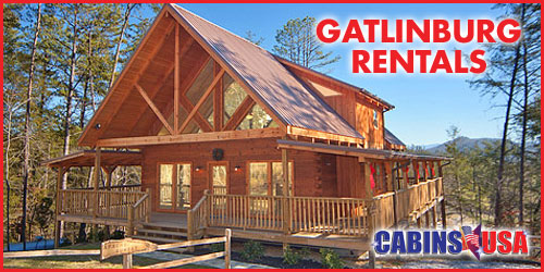 Ad - Gatlinburg Rentals: Click for website