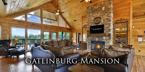 Ad - Gatlinburg Mansion: Click to visit website