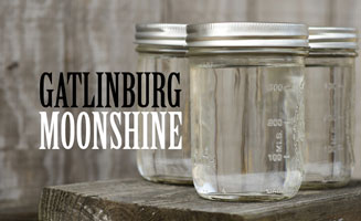 Gatlinburg Moonshine Lights Up the Smokies