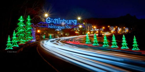 Gatlinburg Winterfest Trolley: Nov 6 - Jan 31: Click to visit page.