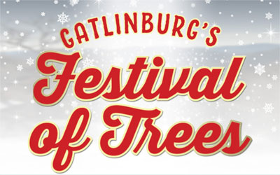 Gatlinburg's Festival of Trees: Click for event info