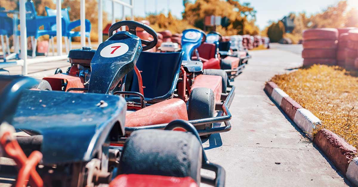 Go Kart Tracks: Click to visit page.