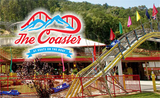 Take A Ride On The Coaster At Goats On The Roof: Click to read more