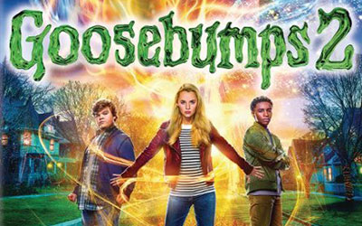 Goosebumps 2: Haunted Halloween at Governor's Crossing: Click for event info.