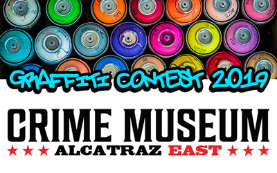 Alcatraz East Graffiti Contest