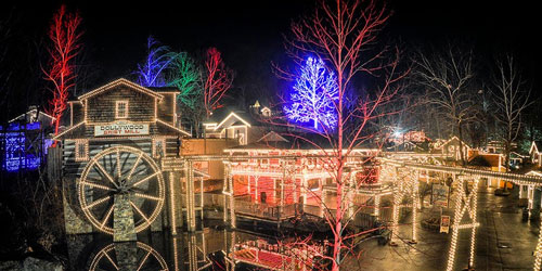 Christmas Lights Tour: Click to visit page.