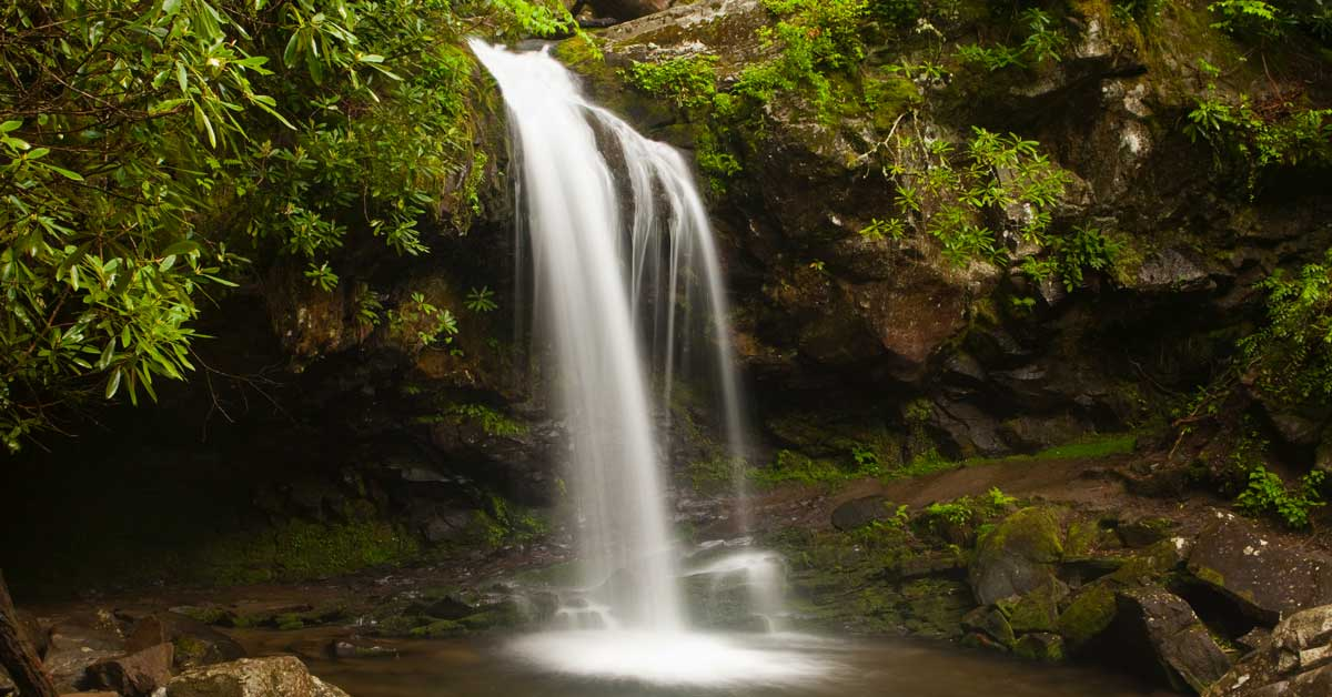 Click to open Gatlinburg Waterfalls & Where To Find Them post