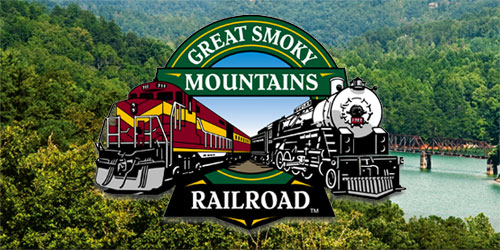 Ad - Great Smoky Mountains Railroad: Click to visit website