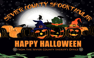 Sheriff's Halloween Block Party: Click for event info