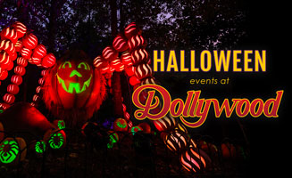 Dollywood Halloween Events & Great Pumpkin LumiNights: Click to read more.