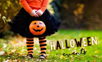Halloween In Pigeon Forge, Gatlinburg & Sevierville
