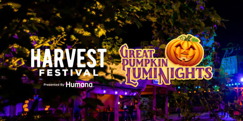 Dollywood Harvest Festival & Halloween Events: Click to visit page.
