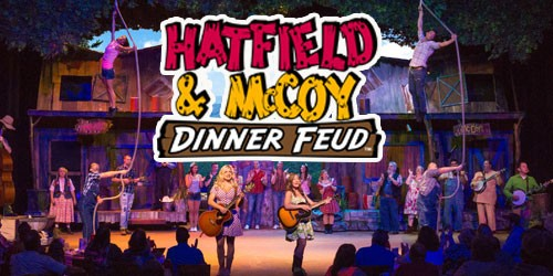 hatfield mccoy dinner show
