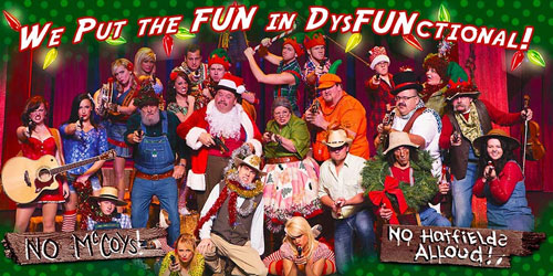 Christmas Shows In Pigeon Forge - Shows & Theaters For The ...