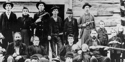 Hatfield McCoy Dinner Show History: The Hillbilly Hijinks