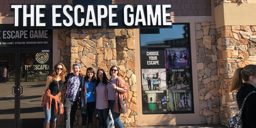 best escape room in pigeon forge