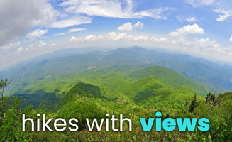 Smoky Mountain Hikes With Views: Click to read more