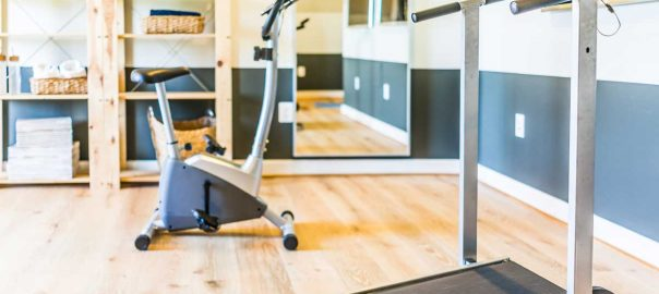 Pigeon Forge Cabin Rentals With A Fitness Center: Click to read more.