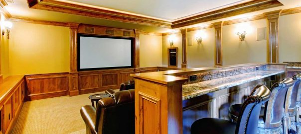 Pigeon Forge Cabin Rentals With Home Theater