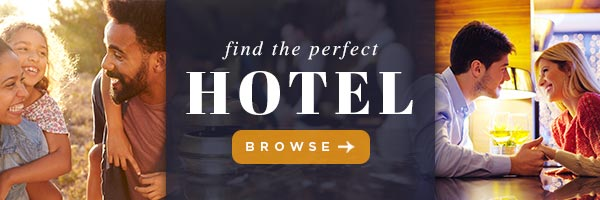Pigeon Forge Hotels + Motels: Click to visit page.