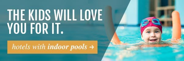 Pigeon Forge Hotels With Indoor Pool: Click to visit page.